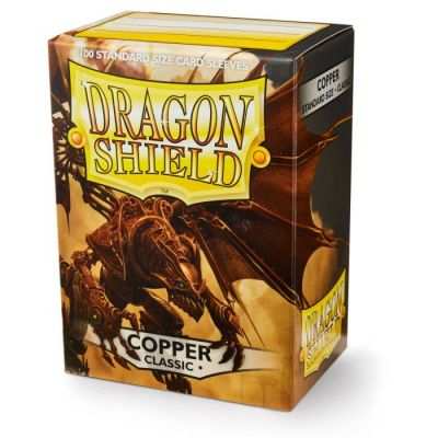 DRAGON SHIELD COPPER 100-CT