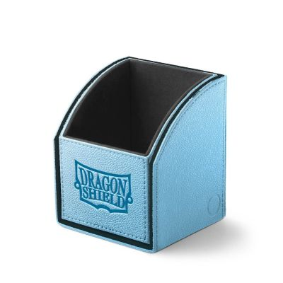 DRAGON SHIELD NEST BOX BLUE/BLACK