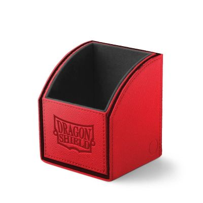 DRAGON SHIELD NEST BOX RED/BLACK