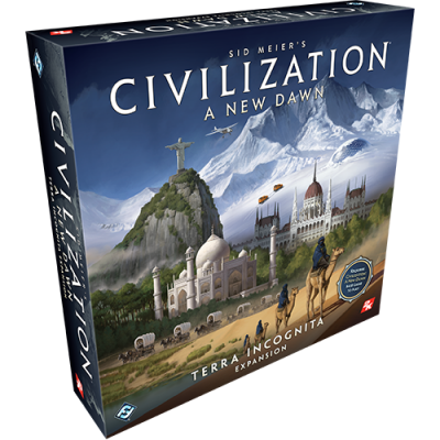 Civilization A New Dawn: Terra Incognita Expansion