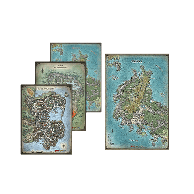 DD5 Tomb Of Annihilation Map Set