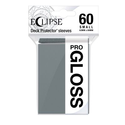 Eclipse Gloss Small Size Smoke Grey Deck Protector 60ct