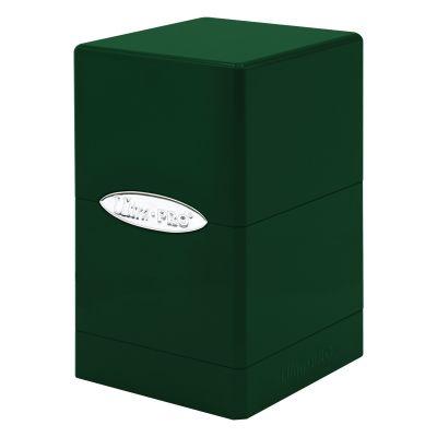 Hi-Gloss Emerald Green Satin Tower