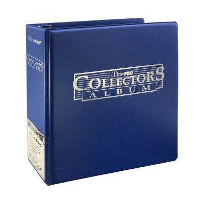 "3"" Collectors Album Cobalt"