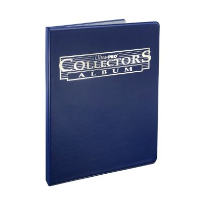 Collectors Portfolio 4-Pkt Cobalt