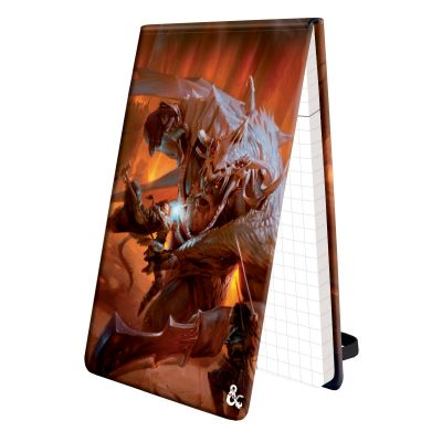 D&D Fire Giant Art Pad of Perception