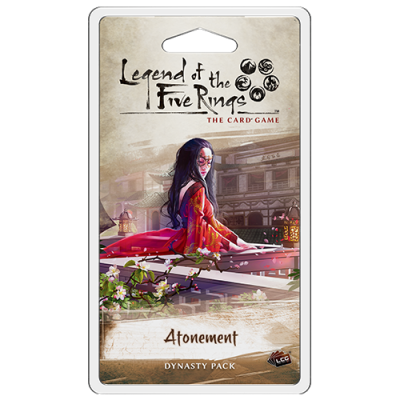 L5R LCG: Atonement