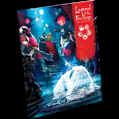 L5R RPG: Wheel of Judgement