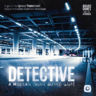 DETECTIVE: A MODERN CRIME