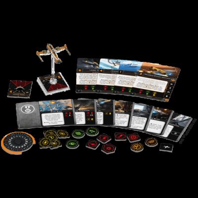 Star Wars X-Wing: Fireball