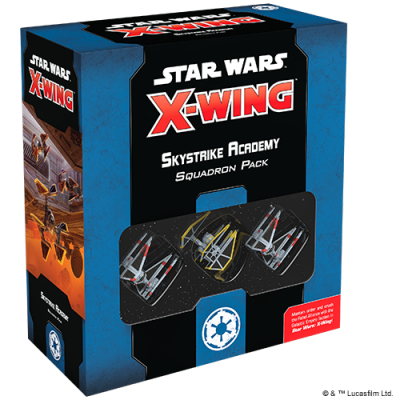 SW X-Wing: Skystrike Academy Squadron Pack