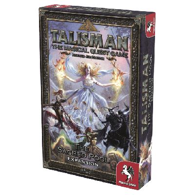 Talisman: The Sacred Pool Expansion