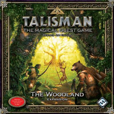 Talisman: The Woodlands Expansion