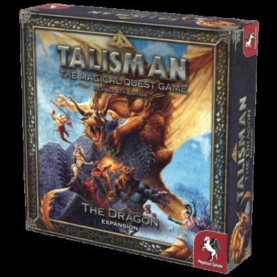 Talisman: The Dragon
