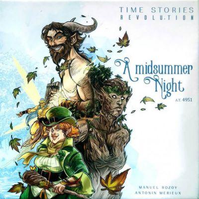 A Midsummer Night: Time Stories Revolution