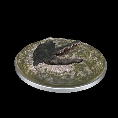 DD5: NOLZUR CROCODILE