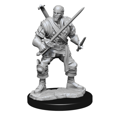D&D Nolzur's Mini: Human Male Bard