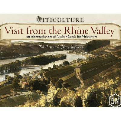 VITICULTURE: VISIT FROM RHINE VALLEY