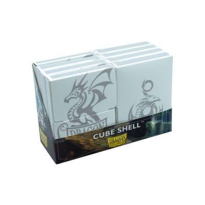 Dragon Shield Cube Shell White