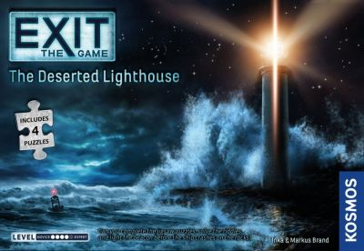 Exit - The Deserted Lighthouse Puzzle