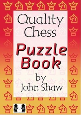 QUALITY CHESS PUZZLE BOOK