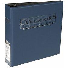 """COLLECTOR'S ALBUM 3"""" BLUE"""