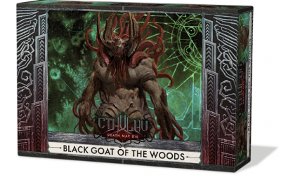 DEATH MAY DIE: BLACK GOAT OF THE WOODS