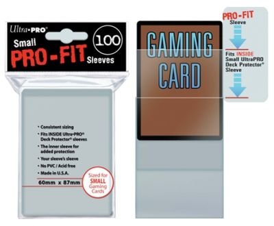 PRO-FIT SMALL DECK PROTECT.100-CT