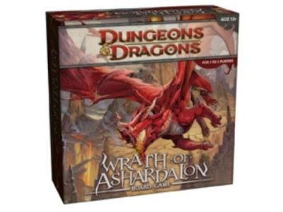 WRATH OF ASHARDALON BOARDGAME
