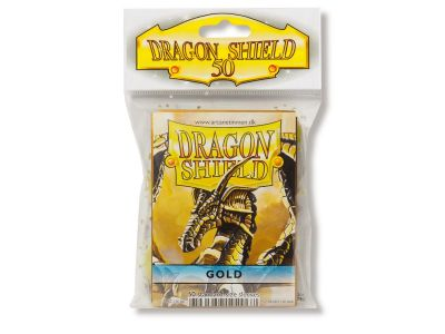 DRAGON SHIELD GOLD CLASSIC DP 50CT