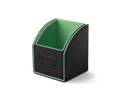 DRAGON SHIELD NEST BOX BLACK/GREEN