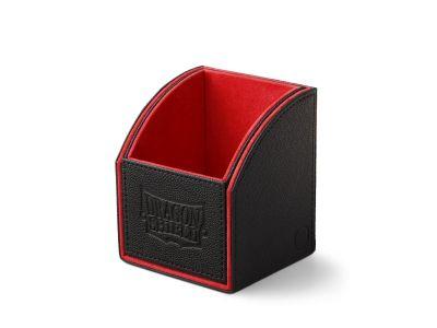 DRAGON SHIELD NEST BOX BLACK/RED