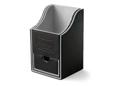 DRAGON SHIELD NEST BOX 100+ BLACK/LIGHT GREY