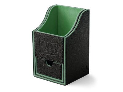 DRAGON SHIELD NEST BOX 100+ BLACK/GREEN