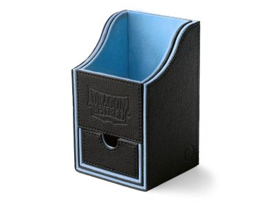 DRAGON SHIELD NEST BOX 100+ BLACK/BLUE