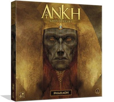 Ankh Gods of Egypt: Pharaoh Expansion