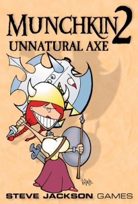 MUNCHKIN 2-UNNATURAL AXE