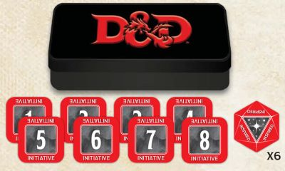 DD5 Dungeon Master Token Set (46 tokens)