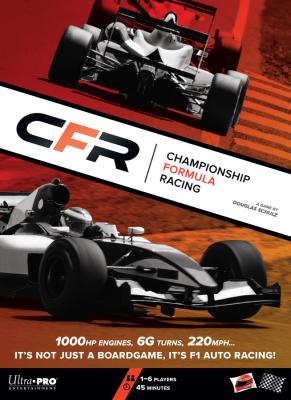 CHAMPIONSHIP FORMULA RACING-CFR F1