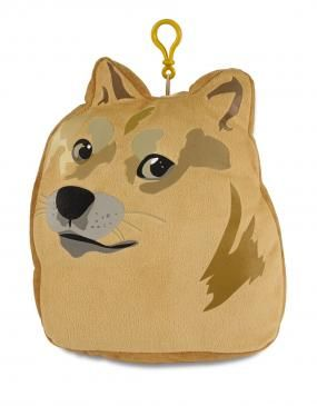 DOGE COZY DECK BOX POUCH