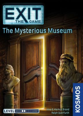 EXIT: THE MYSTERIOUS MUSEUM