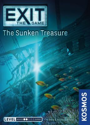 EXIT:THE SUNKEN TREASURE