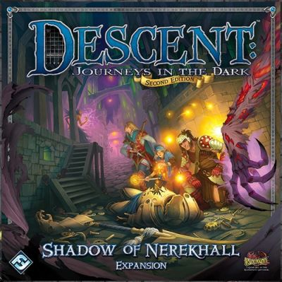 DESCENT:SHADOW OF NEREKHALL