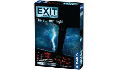 Exit:The Stormy Flight