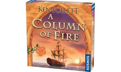 A COLUMN OF FIRE: THE GAME