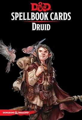 DD5: SPELLBOOK DRUID DECK