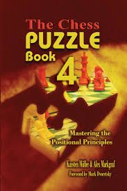 THE CHESS PUZZLE BOOK 4
