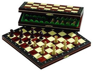 TRAVEL CHESS SET MAGNETIC (2701)
