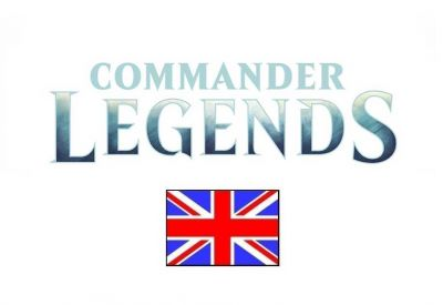 Commander Legends EN Draft Booster