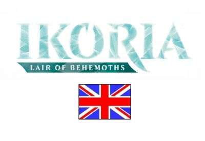 Ikoria: Lair of Behemoths EN Booster Display